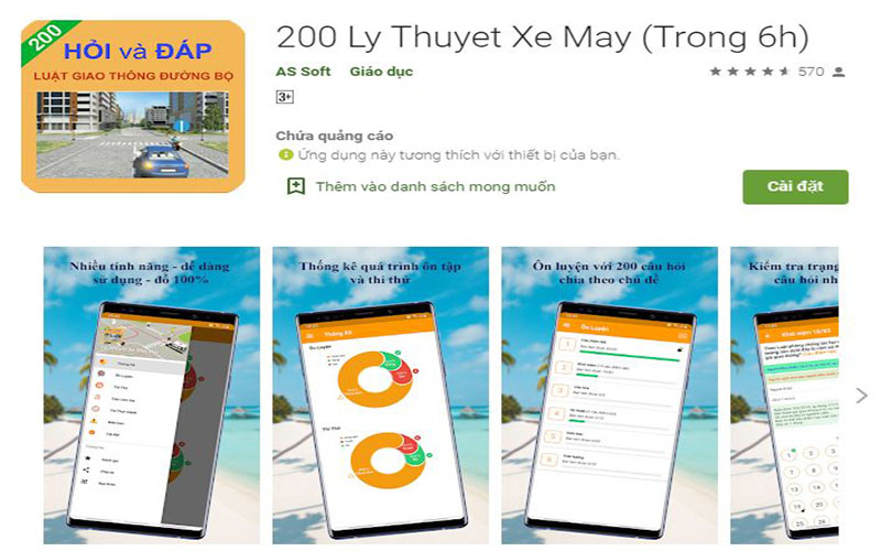 200 Ly Thuyet Xe May