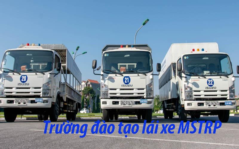 Bằng lái xe hạng C lái được xe tải từ 3,5 tấn