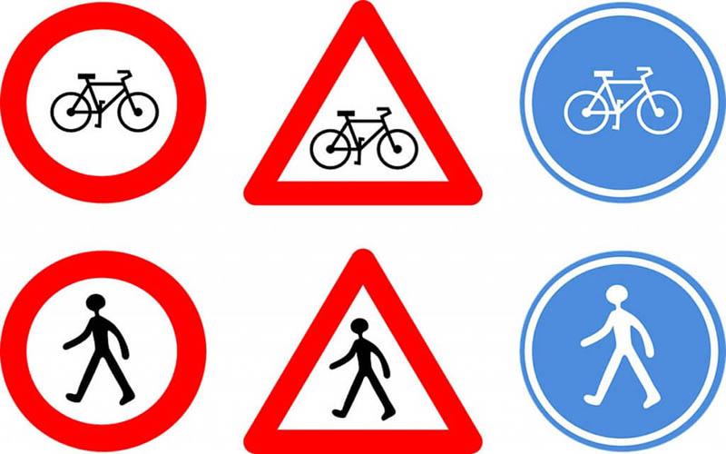 Hệ thống biến báo giao thông đường bộ