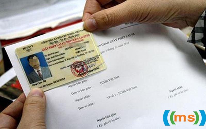 Hồ sơ nâng hạng bằng lái xe hạng C