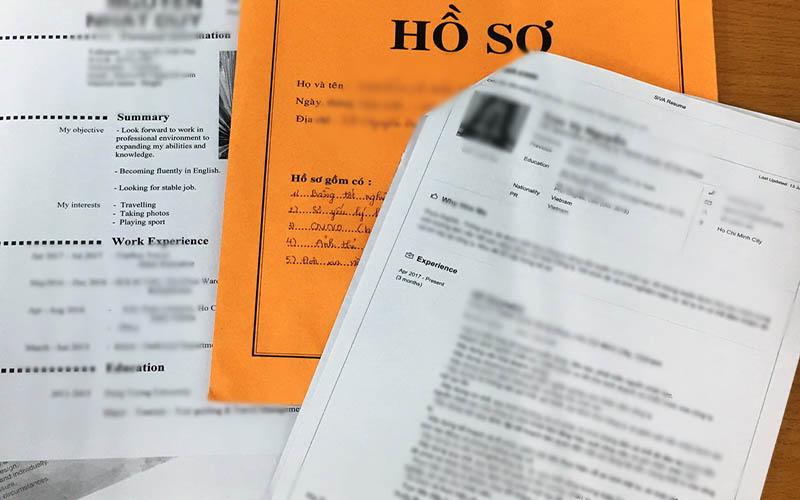 Hồ sơ thi bằng lái xe B2 gồm những gì