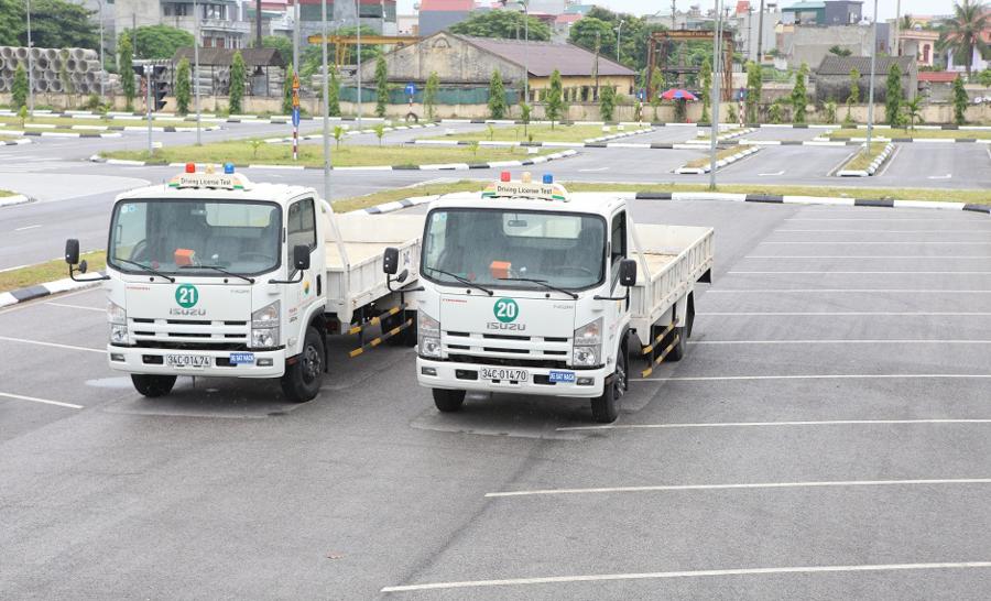 Học lái xe hạng C tại Trung tâm đào tạo lái xe MSTRP