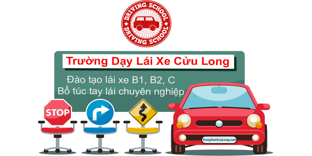 Trường dạy lái xe Cửu Long