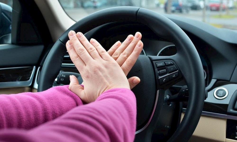 Hạn chế sử dụng còi xe ô tô