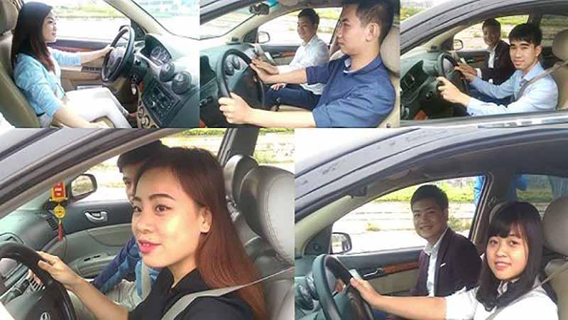 Nhu cầu học bổ túc tay lái