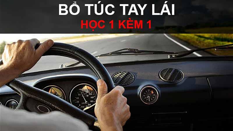 Trung tâm cung cấp dịch vụ dạy bổ túc tay lái chất lượng