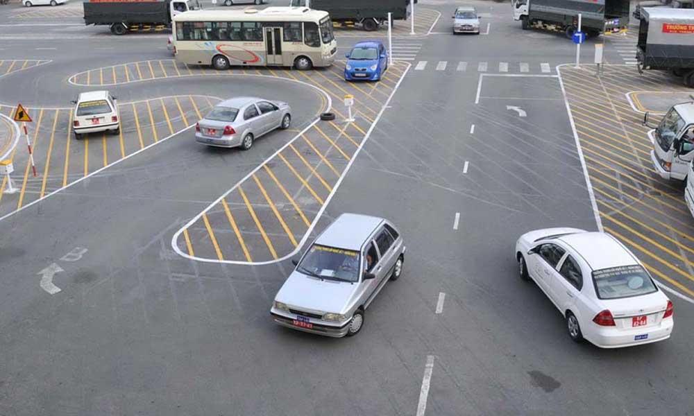 Trung tâm đào tạo lái xe MSTRP