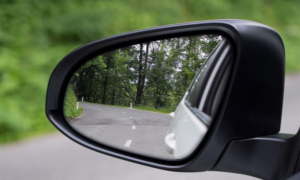 Điều chỉnh gương xe