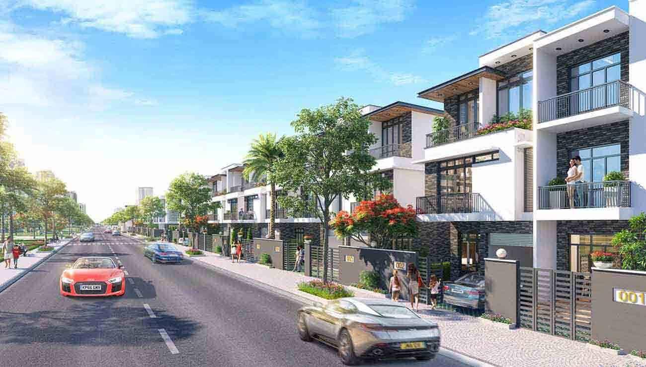 Thông tin mua bán nhà phố biệt thự dự án Armena Khang Điền